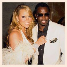 Puff Daddy And Mariah Carey 👌 Puff Daddy, Female Singers, Mariah Carey