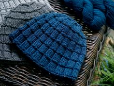 For him - the Northstowe Beanie Hat: Comfortable, easy-to wear and with a rugged outdoor look, the Northstowe Beanie will keep him warm as the cold weather draws closer. The hat features strong textural details, with wide ribs intersected by garter stitch bands.
