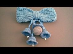 crochet tutorial for baby ♥ Crochet For Kids, Crochet Baby, Knit Crochet, Amigurumi Patterns, Crochet Patterns, Crochet Gratis, Crochet Christmas Ornaments, Crochet Doll Clothes, Crochet Videos