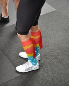 If you love/hate/have seen Crossfit  folk you can not have missed Crossfit Knee Socks. They are not your ordinary boring plain socks, they are...