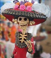 Día de Muertos en Pátzcuaro - Calendario de actividades :: Patzcuaro.com