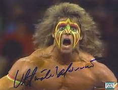 The Ultimate Warrior -