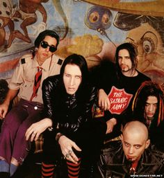 Marilyn Manson & the Spooky Kids