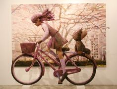 Shintaro Ohata http://www.art-spire.com/art/amazing-paintings-sculptures-works-by-shintaro-ohata/