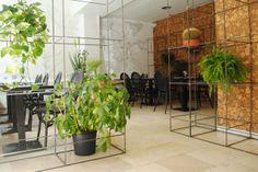 """Restaurante Crucina: Un proyecto """"low cost"""" de Casa Atelier"""
