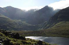 Image result for carrauntoohil Ireland, River, Mountains, Nature, Outdoor, Image, Outdoors, Naturaleza, Irish