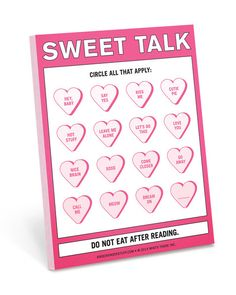 SWEET TALK NIFTY NOTES
