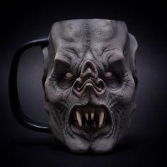 Killing Joke-Clown Visages Design-Mug-Brand New Boxed