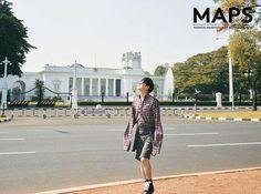 YESUNG SUPER JUNIOR at JAKARTA