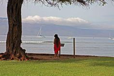 Lahaina Harbor