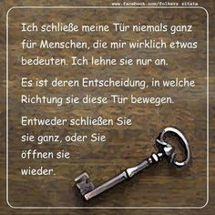 Pinterest Words Quotes, Life Quotes, Sayings, German Quotes, Clever Quotes, Tabu, True Words, Best Quotes, Quotations