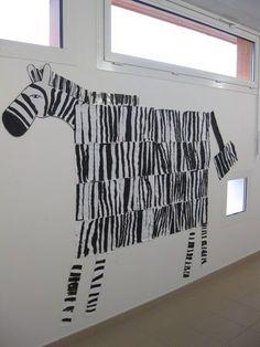 grand zebre!: