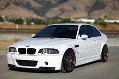 An overview of BMW German cars. BMW pictures, specs and information. Bmw E46, M Bmw, E46 M3, Bmw White, White White, 4x4, Diesel, Bmw Autos, Bmw Love