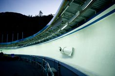 One of my bucket list items for this year is to ride the bobsleigh down the track at the Whistler Sliding Centre... only $149 + taxes for over 16 yo's.  Thanks www.whistler.com for sharing.