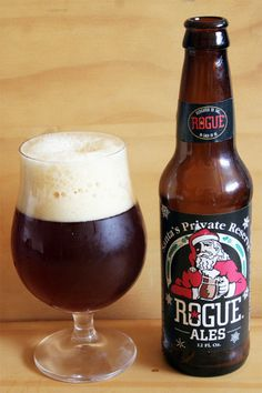 Santa's Private Reserve by Rogue Ales