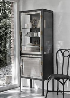 metal storage cabinet available from Out There Interiors