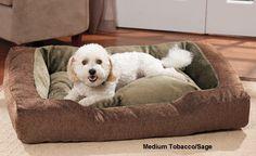 SofSlope Dog Bed