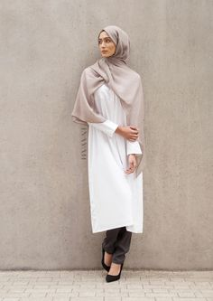 10+ Smart Casual ideas | hijab outfit