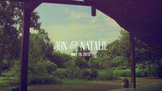 Jon and Natalie Wedding