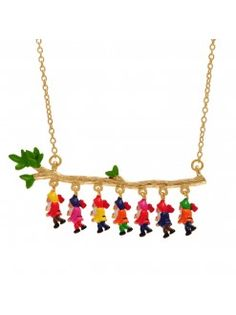 Necklace the 7 Dwarves