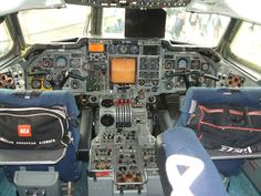 Hawker Siddeley Trident cockpit, taken at Duxford, September, Boeing Planes, All Flights, Civil Aviation, Trident, September 2014, Air Show, Lancaster, Digital Camera, Lust