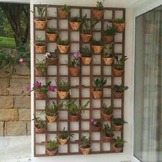 Balcony Garden, Indoor Garden, Garden Pots, Indoor Plants, Outdoor Gardens, House Plants Decor, Plant Decor, Patio Design, Garden Design