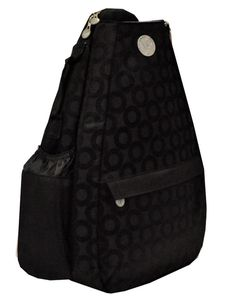 Winner's Circle Small Sling, also comes in the Convertible as well! Found at Life is Tennis!!