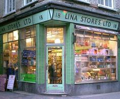Lina Stores Soho, London