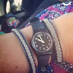 #Swatch LADY BLACK http://swat.ch/1wafHFo ©sweetmelody16