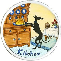 If you have had a greyhound.... lurcher.... whippet or great dane cross you will recognise this!