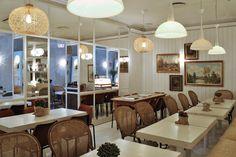Dray Martina Argensola,7 Uno de los restaurantes más de moda en Madrid.