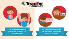 Bank Infographic and Flyers by Carlos Go-niji Loera Orozco, via Behance