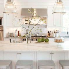Klassische Küche design