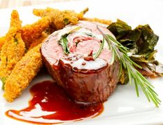 Stuffed Flank Steak - The Fresh Diet #Diet #Yummy #Food #healthy #thefreshdiet