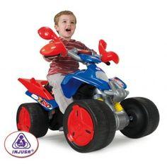 Mini moto quad en http://www.tuverano.com/quad-infantiles-electricos/406-mini-moto-quad.html