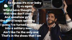Thomas Rhett - Crash and Burn Country Music Quotes, Country Music Lyrics, Song Lyric Quotes, Country Songs, Thomas Rhett Songs, Thomas Rett, Lyrics For Selfies, Story Lyrics, Male Country Singers