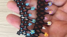 Seed Bead Bracelets Tutorials, Beaded Bracelets Tutorial, Beading Tutorials, Peyote Beading Patterns, Beaded Necklace Patterns, Seed Bead Jewelry, Creations, Native American, Beaded Bags