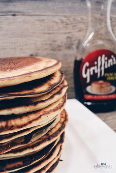 Die besten amerikanischen Pancakes! Originalrezept aus Pennsylvania