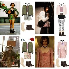 Léon: The Professional by lolitadelrey on Polyvore featuring Mode, Rachel Zoe, MANGO, Forever 21, CatWorld, River Island, Nasty Gal, Office, ASOS and H&M