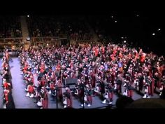▶ The Massed Pipes and Drums - Edinburgh Military Tattoo - BBC One - YouTube -- wasn't it wonderful!