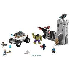Lego Super Heroes The Hydra Fortress Smash $34.38 @ Toys R Us w/FS #LavaHot http://www.lavahotdeals.com/us/cheap/lego-super-heroes-hydra-fortress-smash-34-38/64163