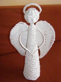Krásny anjelik z papiera