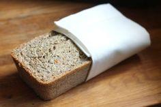 Gluten-Free Sourdough Buckwheat Bread Recipe (via Bloglovin.com )
