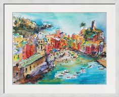 50% off Vernazza Dreams Italy Cinque Terre by Ginette Callaway