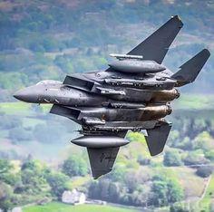 F-15 Screaming Eagle