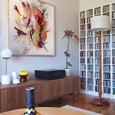 "1496 mentions J'aime, 63 commentaires - Art   Inspiration (@vanessapeka) sur Instagram: "" . . #painting #contemporaryart #modernart #fineart #acrylicpainting #frame #homedesign…"""