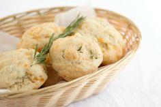 Cheddar and Rosemary Scones   Kirbie's Cravings   A San Diego food blog