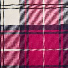 MERIDA GL192 100% Wool 10.5oz Tartan. Woven in Yorkshire by Marton Mills. Wool Fabric, Design Show, Merida, Yorkshire, Tartan, Swatch, Weaving, Coding, Pure Products