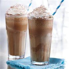Peanut Butter Mocha Cream Soda Recipe from Jif