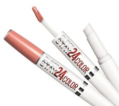 SuperStay 24 Color Lipcolor - Lip Makeup - Maybelline   Committed Coral